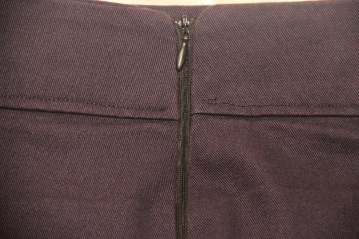 Zip detailing