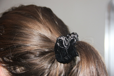 Scrunchie - in situ