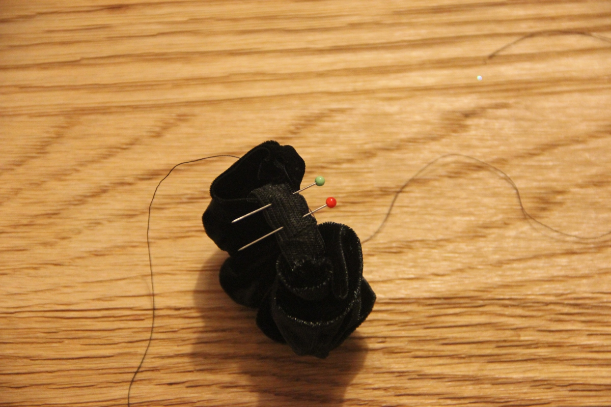 Scrunchie - Pin Elastic