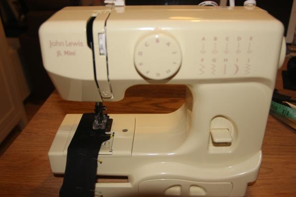 Scrunchie - Sew fabric